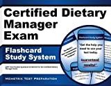 Certified Dietary Manager Exam Flashcard Study System: CDM Test Practice Questions & Review for the Certified Dietary Manager Exam (Cards) by CDM Exam Secrets Test Prep Team (2013-02-14)