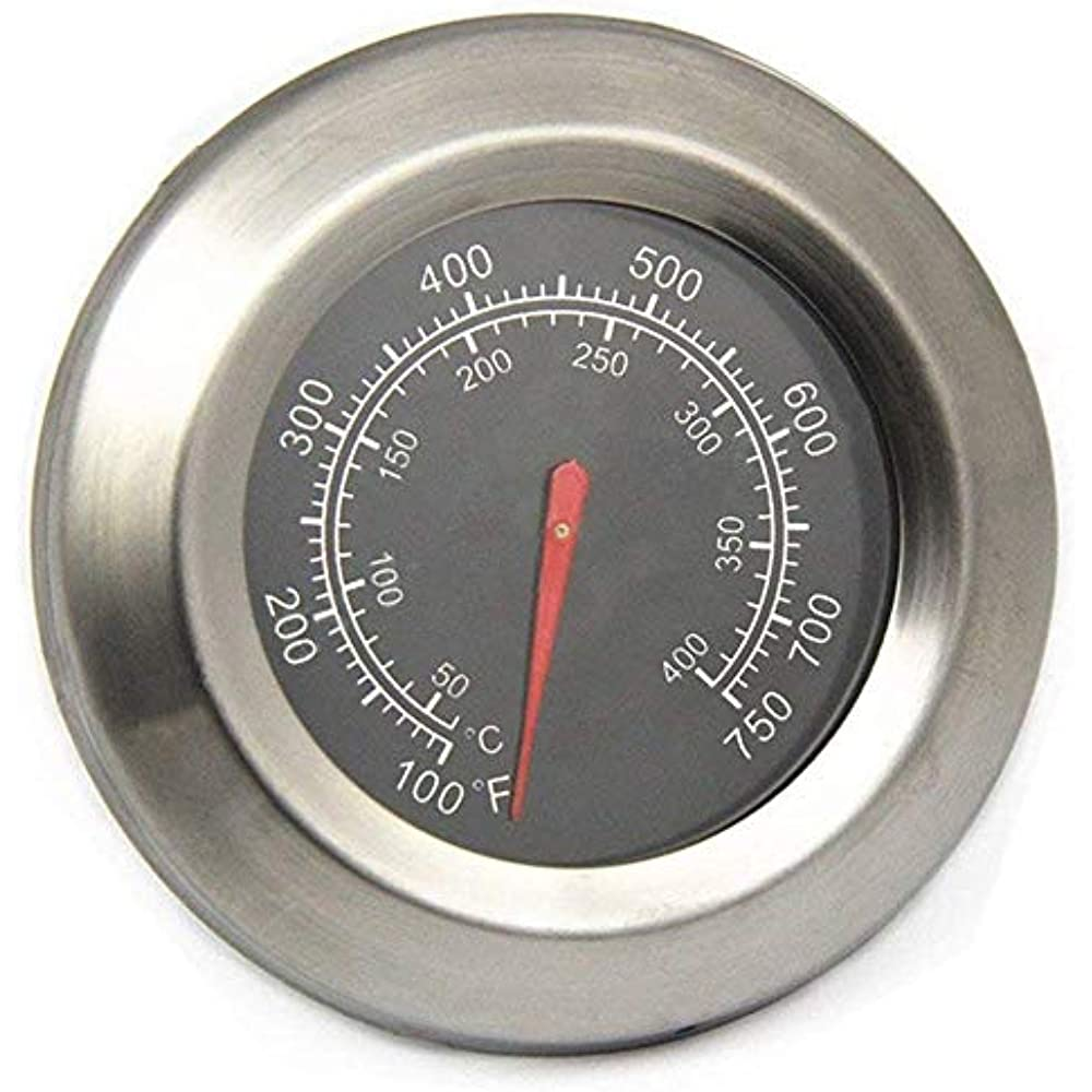 """3"""" Barbecue Grill Temperature Gauge Thermometer ..."""