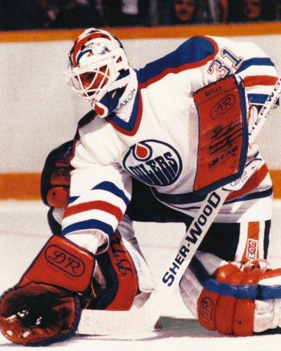 Grant Furh Photograph Print - Edmonton Oilers