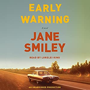 Early Warning Audiobook