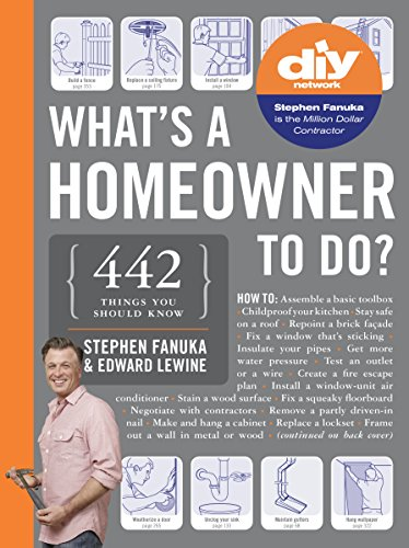 What's a Homeowner to Do? ()