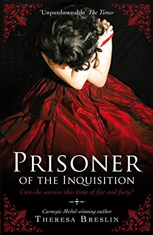 book cover of Prisoner of the Inquisition