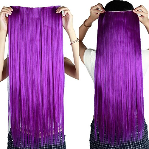 S noilite Colorful Extension Synthetic Hairpiece product image