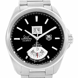 Tag Heuer Grand Carrera automatic-self-wind mens Watch WAV5111 (Certified Pre-owned)