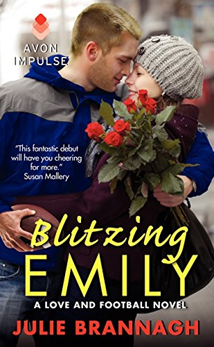 book cover of Blitzing Emily