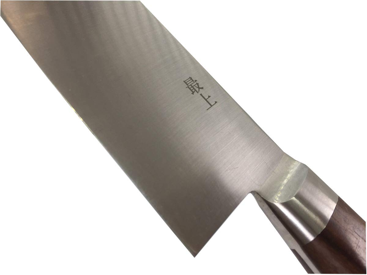 MASAMOTO Finest Carbon Steel Professional Chef's Knife 8.26'' (210mm) Gyuto by MASAMOTO (Image #3)