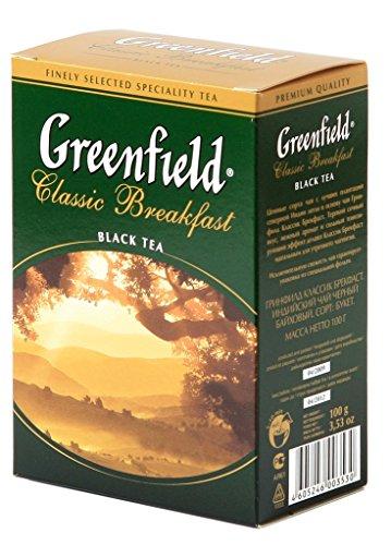 """Greenfield Black Loose Tea """"Classic Breakfast"""", 7 oz/ 200 g"""