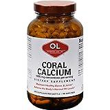 Olympian Labs Coral Calcium - 1 g - 270 Capsules