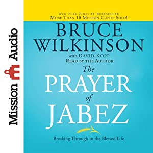 The Prayer of Jabez Audiobook