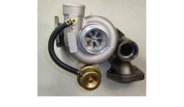 Turbocompresor GOWE para turbocompresor T250 452055 - 5004S 452055 - 0004 err4802 err4893 Turbo eléctrico turbina para 2.5TDI: Amazon.es: Coche y moto