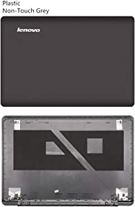 New Replacement for Lenovo U410 LCD Rear Top Lid Back Cover Grey NO-Touch
