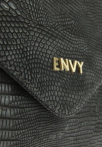 House of Envy - Cartera de mano de Poliéster para mujer gris