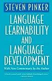 Language Learnability and Language Development