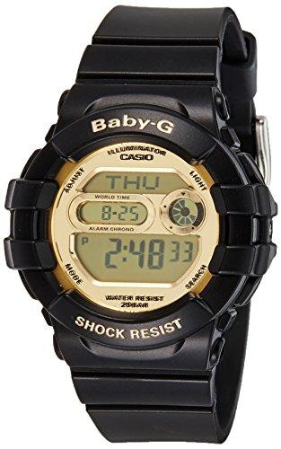 Casio Unisex BGD141 1 Baby G Black