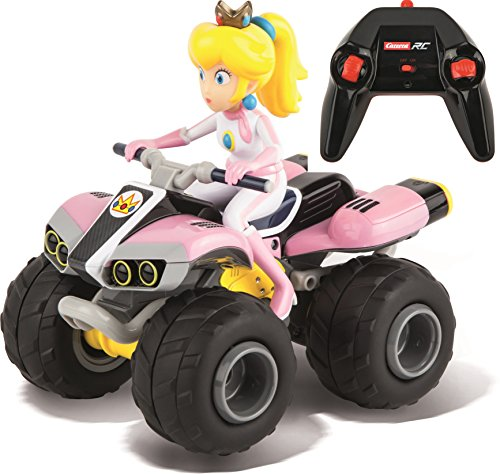 Carrera RC 200999 1:20 Nintendo Mario Kart 8 Peach 2.4 GHz RC Vehicle -
