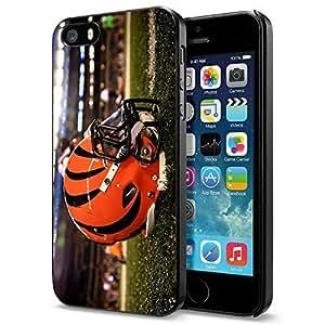 American Football NFL CINCINNATI BENGALS Helmet, Cool iPhone 5 5s Case Cover