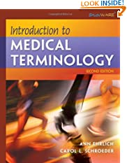 Introduction to Medical Terminology (Studyware) (Hardcover)