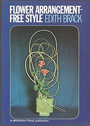 Amazon In Buy Flower Arrangement Free Style Book Online At