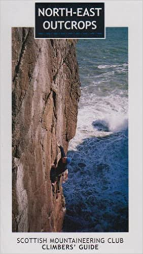 Book North-east Outcrops: Scottish Mountaineering Club Climbers' Guide