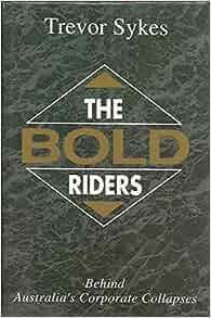 bold riders by trevor sykes pdf