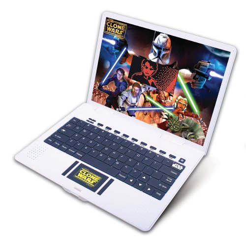Oregon Scientific Laptop (Oregon Scientific Star Wars The Clone Wars Laptop)