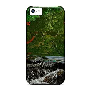 Durable Cases For The Iphone 5c- Eco-friendly Retail Packaging(kyoto Garden Japan)