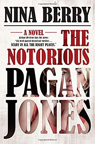 book cover of The Notorious Pagan Jones