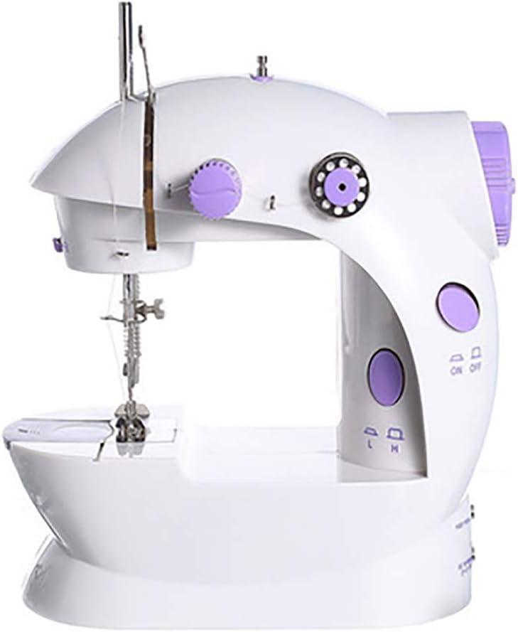 LXJ-KLD Máquina de Coser eléctrica de los hogares multifunción Mini máquina de Coser estándar