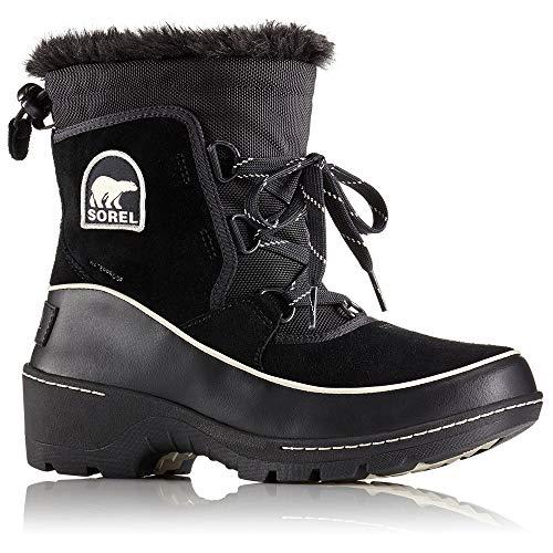 SOREL Tivoli III Boot - Women's Black/Light Bisque, 11.0