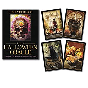 The Halloween Oracle: Lifting the Veil between the Worlds Every Night