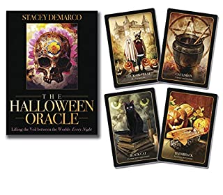 The Halloween Oracle: Lifting the Veil between the Worlds Every Night (0738744956) | Amazon Products