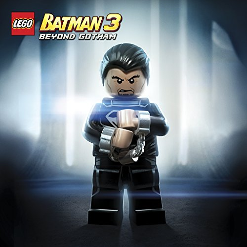 Lego Batman 3: Beyond Gotham (PS4): Man Of Steel Pack - PS4 [Digital Code] (Lego Batman 3 Beyond Gotham Playstation 4)