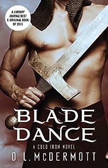 Blade Dance Cold Iron Novel ebook product image