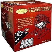 John N. Hansen Travel Bingo Game Set