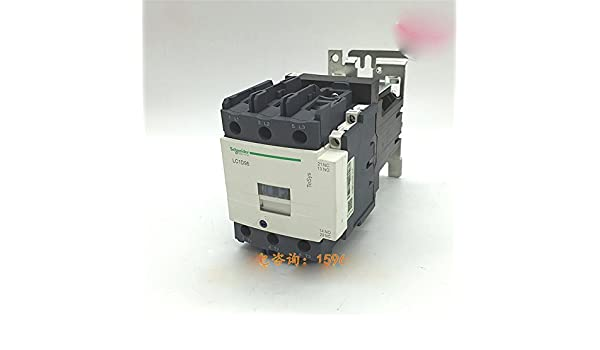 NEW Schneider DC Contactor LC1D95BD LC1-D95BD 3P 3NO 95A 24VDC Coil