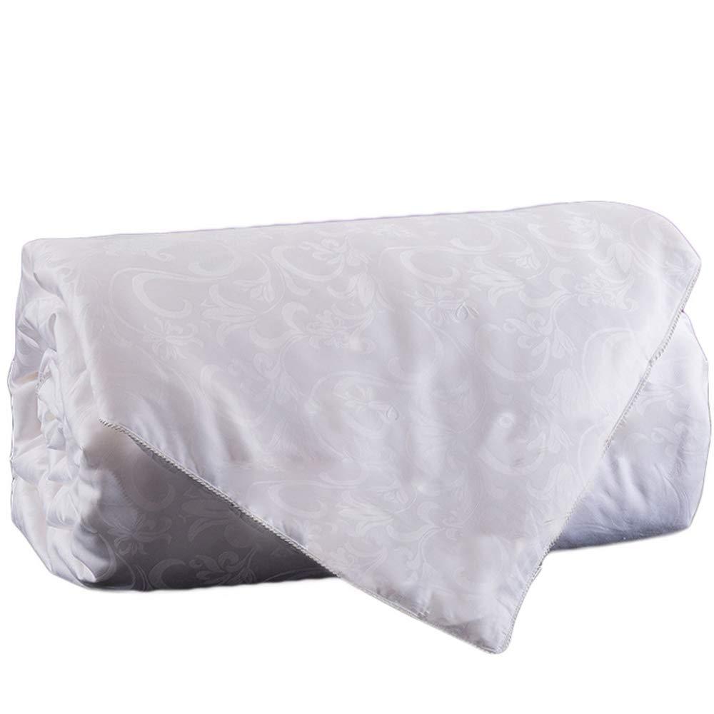 BYNSMマイクロファイバーキルト白い絹の寝具結婚式,200*230cm B07KVYS5N8  200*230cm