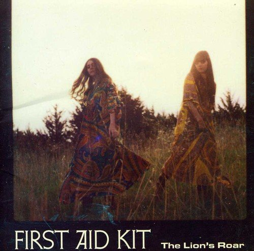 CD : FIRST AID KIT - The Lion's Roar