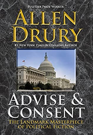 book cover of Advise and Consent