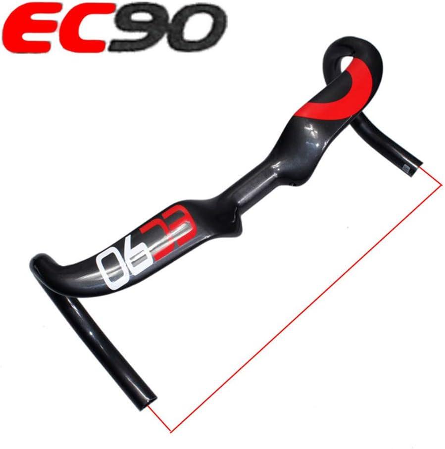 EC90 Genuine SL-70 Full Carbon Fiber Road Bicycle Handlebar Matte Black Bike Aero Bar 31.8 x 400 420 440mm