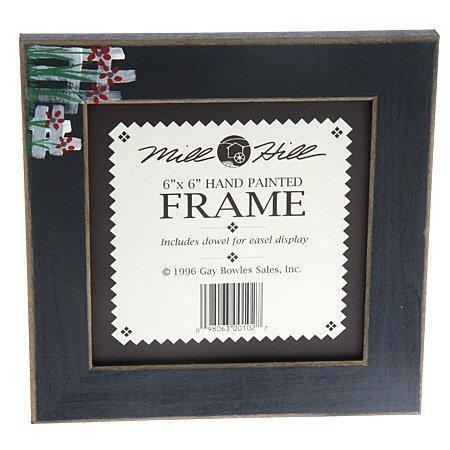 Flower Picket Fence Frame - 7