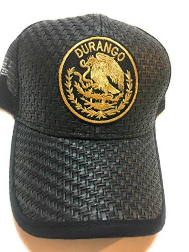 GORRA FEDERAL DURANGO. GORRA VAQUERA. HAT. CAP. ()