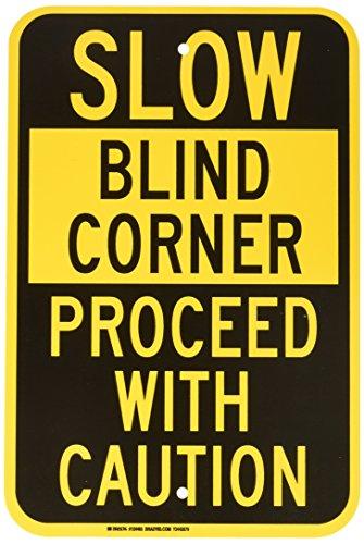 Brady 124465 Traffic Control Sign, Legend