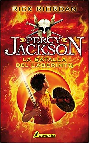 Percy Jackson 04. Batalla del laberinto Percy Jackson Y Los Dioses Del Olimpo Spanish Edition by Rick Riordan 2015-07-01: Amazon.es: Rick Riordan: Libros