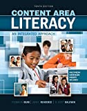 img - for Content Area Literacy: An Integrated Approach book / textbook / text book