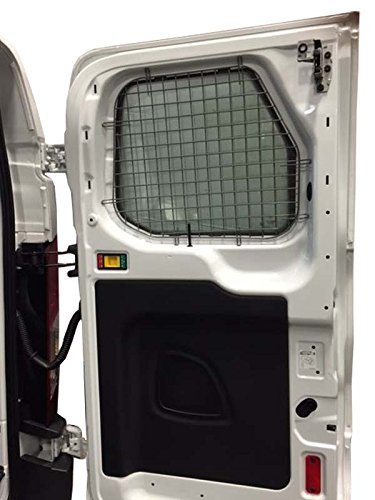 Ford Transit Low Roof Full Size Van - Set of 4 Window Safety Screens - Rear & Side