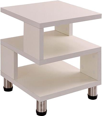 table corner table storage shelf