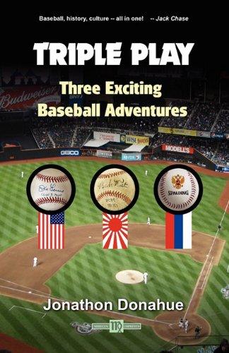 Triple Play: Three Exciting Baseball Adventures