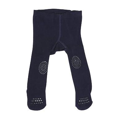6f011cb8648d8 URMAGIC Antidérapant Coton Collants Bébé Fille Élastique Chaud Hiver  Stocking Chaussette Pantalon Tricot Automne  Amazon.fr  Vêtements et  accessoires