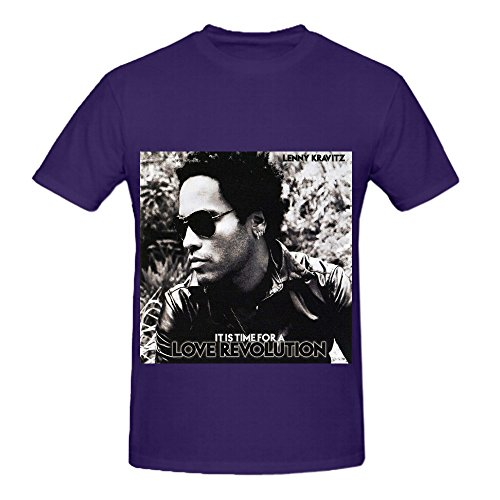lenny-kravitz-it-is-time-for-a-love-revolution-rock-men-design-t-shirt-purple