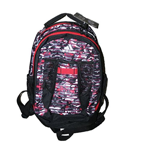 adidas-atkins-backpack-red-black-gray-camouflage-camo-book-bag-5137289